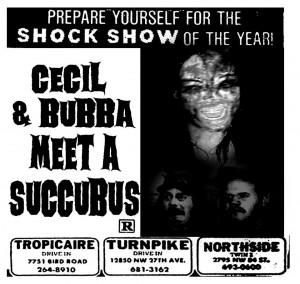 Cecil & Bubba ad